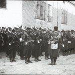 Les grandes manœuvres de 1902