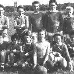 Le début du foot à Rumigny